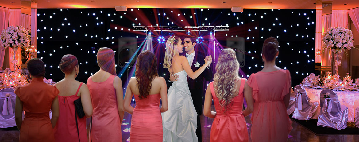HIRE THE BEST WEDDING DJ </br>EXPERIENCE IN HERTFORDSHIRE...